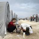Turkije opent grootste kamp voor Syriërs