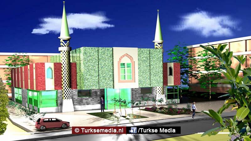 Krachtige boodschap tijdens start bouw nieuwe for Turkse reisbureau den haag