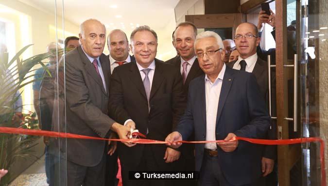 Eerste turkse restaurant geopend in palestina ondanks for Palestijnse keuken